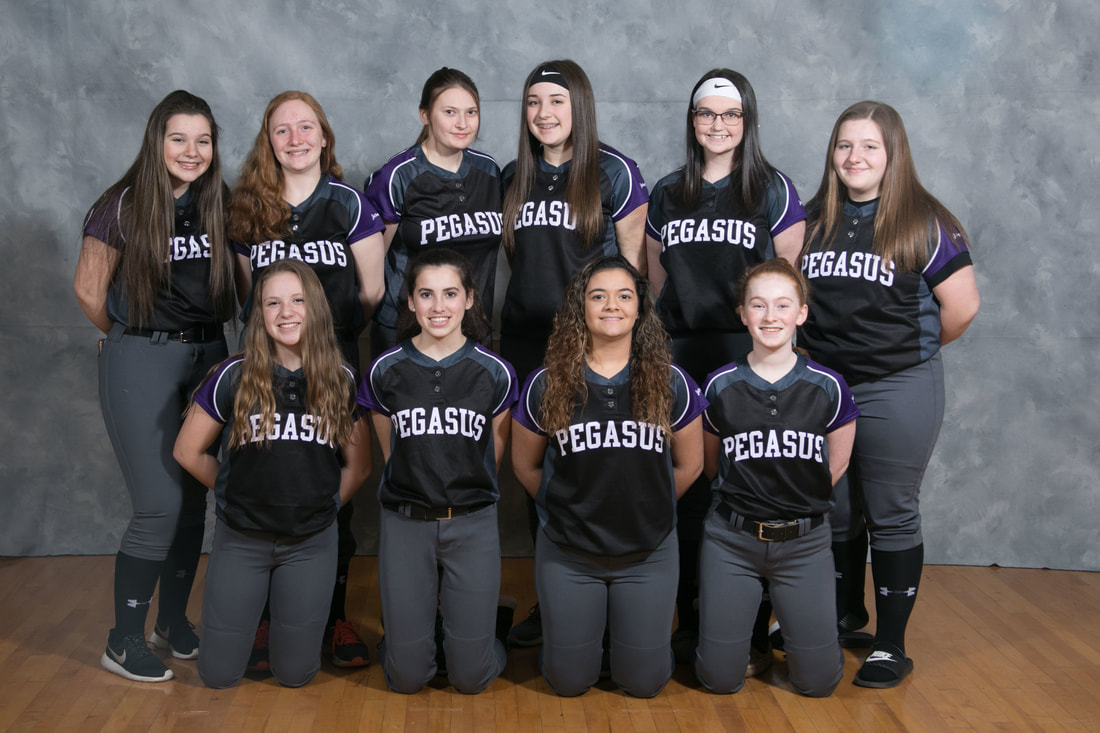 Pegasus 18U Black Team Picture